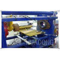 Magnesium Alloy Rod Vertical Continuous Casting Machine 4kw AC Synchronous Servo Motor Manufactures