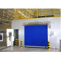 China High Performance High Speed Interior Roll Up Door Insulated Roll Up Garage Doors on sale