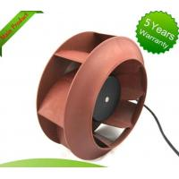 Floor Ventilation 24V DC Centrifugal Blower Fan With PAM / PWM Control Manufactures