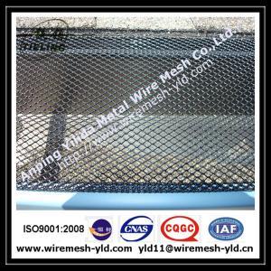 aluminum expanded metal gutter guard,gutter mesh Manufactures