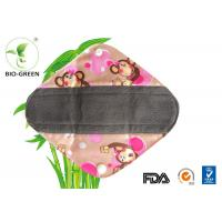 Anti - Bacterial Reusable Sanitary Pads 5 Layer Super Absorb Available Manufactures