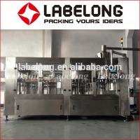 RFC-W  24-24-8 Automatic Mineral Water Filling Machinery With Pet Bottle Manufactures