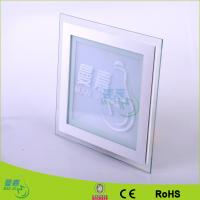 Hotel Smd5730 6w / 12 w Square Led Ceiling Lights , Ac100v - 240v Manufactures