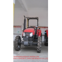 50 Hp Farm Tractor MF504 Agriculture Farm Machinery With Front End Loader Manufactures