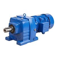 Cheap Shaft Mounted Helical Gear Reducer / Gear Reduction Box Speed Reducer for sale