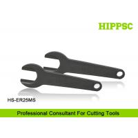 ER25MS Small Spanner Wrench 23mm Width And 200mm Long Customized Manufactures