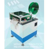 MYLAR film forming cresing for insulation insertion of single three phase AC motor stators Manufactures