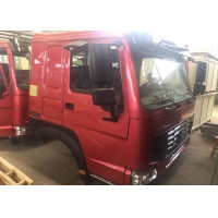 Buy cheap AZ1642900002 SINOTRUK HOWO Cabin HW76 With Single Berth A / C from wholesalers