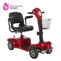 Seat Height Adjustable Electric Mobility Scooter For Disabled / Elderly Manufactures