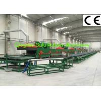 Cheap High Efficiency Foam Sheet Rubber Extrusion Equipment PVC Sheet Production Line 75M Length for sale