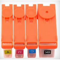 53461,53462,53463,53464 ink cartridge  Primera Label Printer LX1000 and LX2000 Ink Cartridges Set CMYK Manufactures