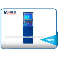 Custom Automatic Movie Ticket Vending Kiosk Machines Touch Screen Stand Alone