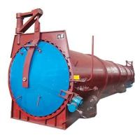 Horizontal Autoclave Trolley , High Pressure Steam Sterilizer Autoclave Manufactures