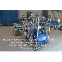 China Portable Bucket Milking Machine For Goats / Cow Milking Machine 2200 W on sale