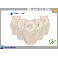 Cartoon Design Closed Pediatric Ostomy Bags Cut Size 15-40mm / Kids colostomy bag for baby Manufactures