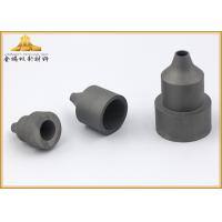 Sand Clearing Tungsten Carbide Sandblast Nozzles For Surface Finishing Manufactures