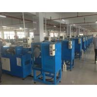 Back Twist Alloy Wire Double Twist Bunching Machine 15 Sections Pitch