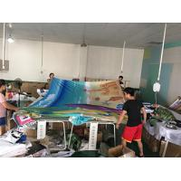 Fabric Large Printing Format , Textile Large Format Display Printing 310cm Wide Manufactures