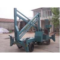 Stationary Cargo-carrying scissor folding lift2T/3.8M Manufactures