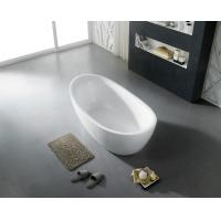 Contemporary Large Freestanding Tub With Built In Faucet 1800x890x680mm Manufactures