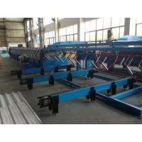 Auto Stacker Double Layer Roll Forming Machine with Hydraulic Decoiler 15m/min Manufactures
