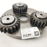 Carrier Assy XKAQ-00015 XKAQ-00011 For Hyundai Excavator R160LC-7 R170W-7 R210LC-7 Manufactures
