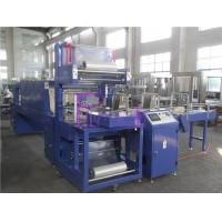 China Mineral Water Plastic Bottle Packing Machine 5000BPH Shrink Wrapping Equipment on sale