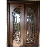 Wrought Iron Entry Door Designs For House home exterior doors Manufactures
