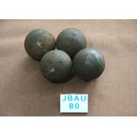 Cheap Surface hardness  58-61hrc  Hot Rolling Steel Balls Grinding Media Steel  B3 D80mm for sale