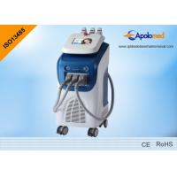Spots and Freckle Removal SHR IPL Hair Removal Machine with 3 handpieces Manufactures