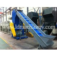 55KW Soundproof Recycling Plastic Crusher