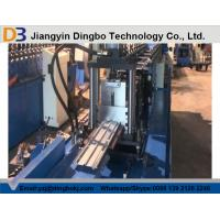 Curtain Fire Damper Frame Flange Metal Roll Forming Machines High Speed CE & ISO Manufactures
