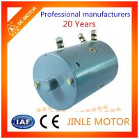 Electric Bicycle 2400 Rpm Dc Motor Carbon Brushed O.D 114MM F Insulation Manufactures