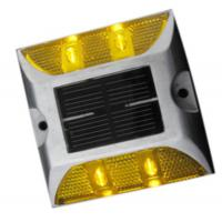 outdoor waterproof solar power led road stud Manufactures