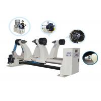 China Fully Automatic RS-1500H Hydraulic Mill Roll Stand , Paper Roll Stand With Multipoint Brake on sale