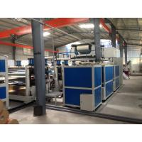 Quality Automatic Composite Panel Production Line ACP Machinery Three Roller for sale