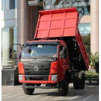 China Light Duty 10 Wheels Coal Dump Truck / 4x4 Mini Dump Truck 140 Horsepower on sale