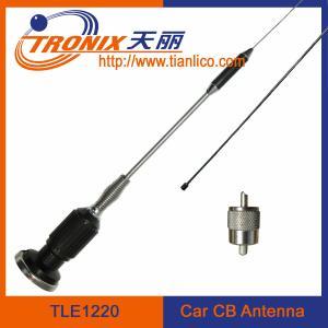 27mhz radio cb antenna/ magnetic mount cb car antenna/ car cb antenna TLE1220 Manufactures