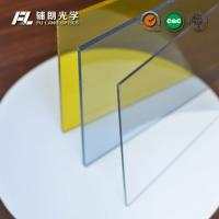 Scratch Proof 19mm Acrylic Sheet Anti Static Coating With 40-85% Light Transmission Manufactures
