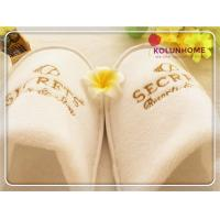 Disposable Wholesale New Design Popular Terry Cloth Hotel Slippers Manufactures
