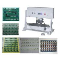 Cheap 110V / 220V Automatic V Cut PCB Depaneling Machine for FR4 board for sale