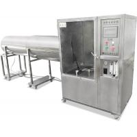 Custom IPX5 / IPX6 Rain Test Chamber IP Test Equipment For Water Spray Manufactures