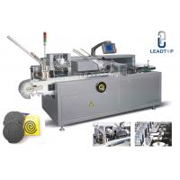 Mosquito Coil Packing Automatic Cartoning Machine Servo Motor System Manufactures