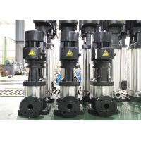 Light Vertical Inline Multistage Centrifugal Pump Industry Boosting Water Irrigation Manufactures