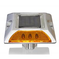 Quality High bright road cat eye reflective raised pavement marker for sale
