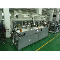 Automatic Multicolor Bottle Screen Print Machine with UV Curing