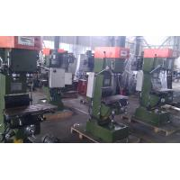 Half automatic Durl Spindle Machine Modified For Faucet Eccentric Elbow Manufactures