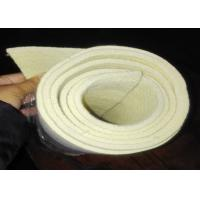 Heat Resistant Needle Punched Kevlar Industrial Felt Pad With High Density Manufactures