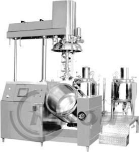 Cream Vacuum Emulsification Blender (RNDZEA) Manufactures
