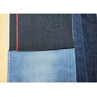 11oz 70*42 Selvedge Denim Upholstery Fabric Red Denim Material For Sale W95113A Manufactures